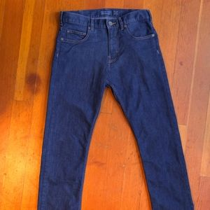 Mens Straight Patagonia Performance Jeans 30x32